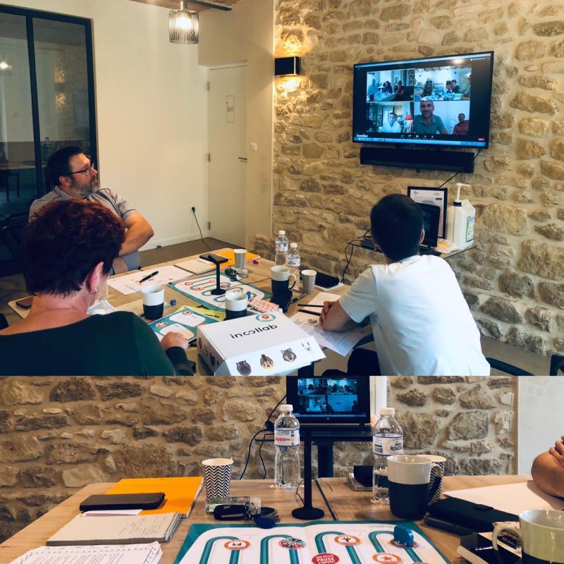 team building incollab