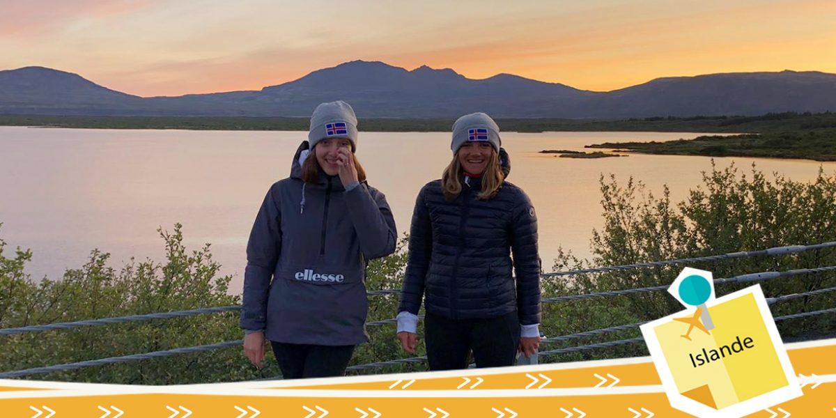 Arrivée en Islande des baroudeurs Incollab à la découverte des pratiques managériales nordiques